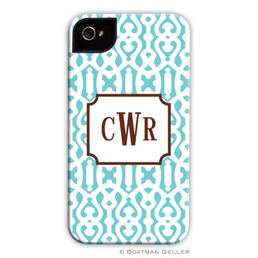 iPod & iPhone Cell Phone Case - Cameron Teal
