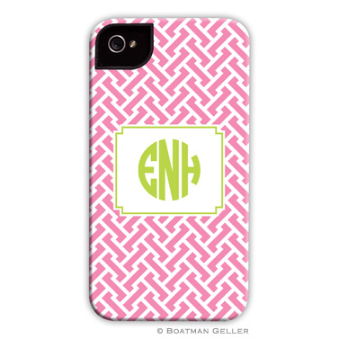 iPod & iPhone Cell Phone Case - Stella Pink