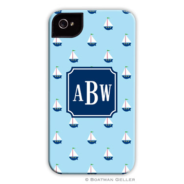 iPod & iPhone Cell Phone Case - Little Sailboat