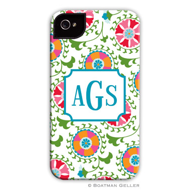 iPod & iPhone Cell Phone Case - Suzani