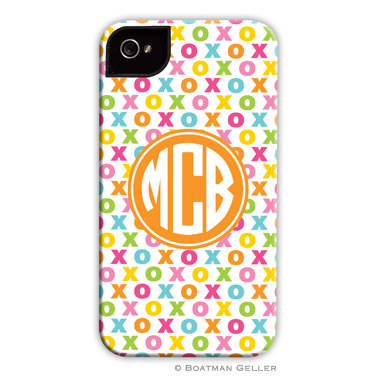 iPod & iPhone Cell Phone Case - Hugs & Kisses