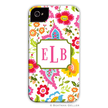 iPod & iPhone Cell Phone Case - Bright Floral