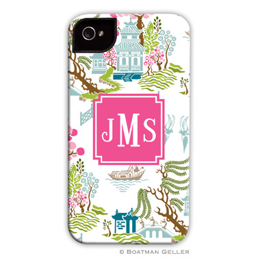iPod & iPhone Cell Phone Case - Chinoiserie Spring