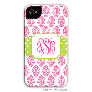 iPod & iPhone Cell Phone Case - Beti Pink