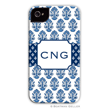 iPod & iPhone Cell Phone Case - Beti Navy