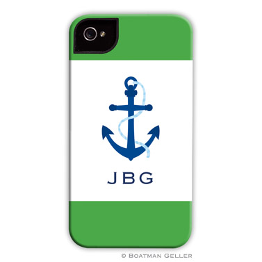 iPod & iPhone Cell Phone Case - Anchor