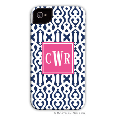 iPod & iPhone Cell Phone Case - Cameron Navy