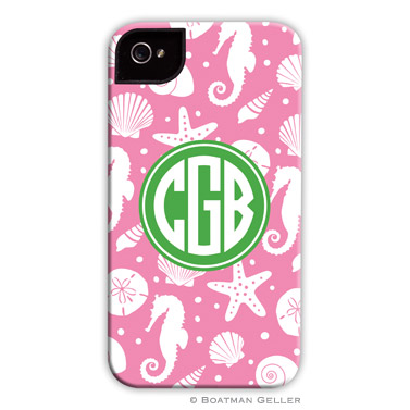 iPod & iPhone Cell Phone Case - Jetties Bubblegum