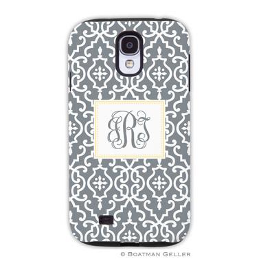 Samsung Galaxy & Samsung Note Case - Wrought Iron Gray
