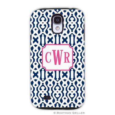 Samsung Galaxy & Samsung Note Case - Cameron Navy