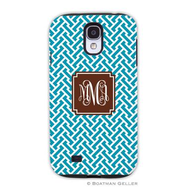 Samsung Galaxy & Samsung Note Case - Stella Turquoise
