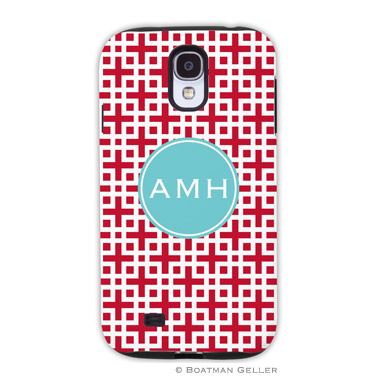 Samsung Galaxy & Samsung Note Case - Lattice Cherry