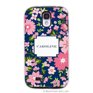 Samsung Galaxy & Samsung Note Case - Caroline Floral Pink