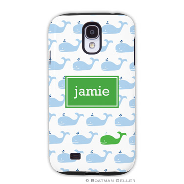 Samsung Galaxy & Samsung Note Case - Whale Repeat