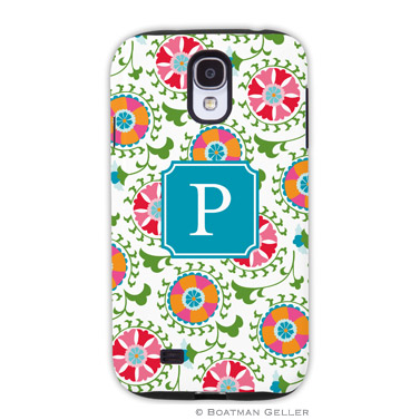Samsung Galaxy & Samsung Note Case - Suzani
