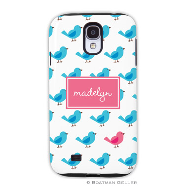Samsung Galaxy & Samsung Note Case - Birdies Repeat