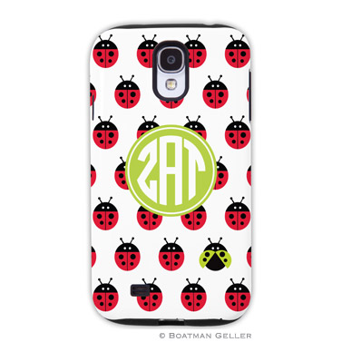 Samsung Galaxy & Samsung Note Case - Ladybugs Repeat
