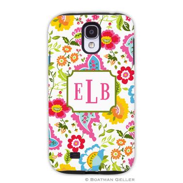 Samsung Galaxy & Samsung Note Case - Bright Floral
