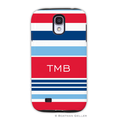 Samsung Galaxy & Samsung Note Case - Espadrille Nautical