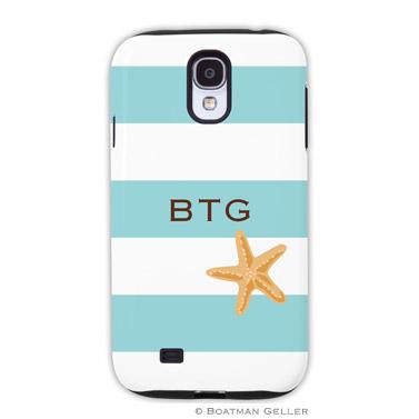 Samsung Galaxy & Samsung Note Case - Stripe Starfish