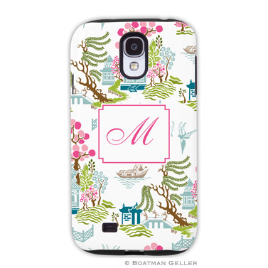 Samsung Galaxy & Samsung Note Case - Chinoiserie Spring by Boatman Geller, Discounted