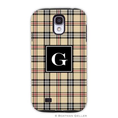Samsung Galaxy & Samsung Note Case - Town Plaid