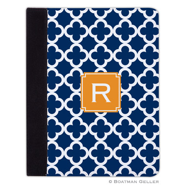 iPad, iPad Mini, iPad Air Cases & Cover - Bristol Tile Navy
