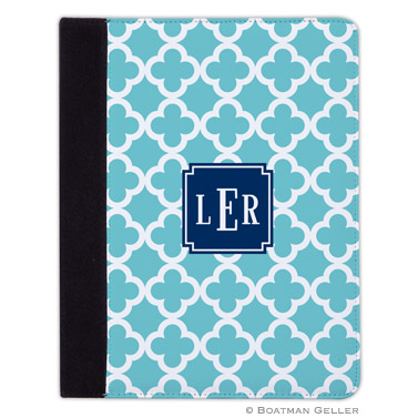 iPad, iPad Mini, iPad Air Cases & Cover - Bristol Tile Teal