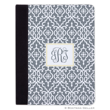 iPad, iPad Mini, iPad Air Cases & Cover - Wrought Iron Gray