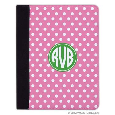 iPad, iPad Mini, iPad Air Cases & Cover - Polka Dot Bubblegum