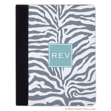 iPad, iPad Mini, iPad Air Cases & Cover - Zebra Gray