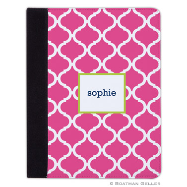 iPad, iPad Mini, iPad Air Cases & Cover - Ann Tile Raspberry