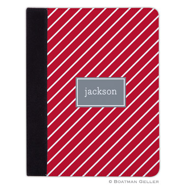 iPad, iPad Mini, iPad Air Cases & Cover - Kent Stripe Cherry