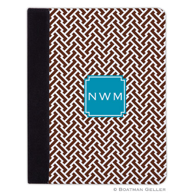 iPad, iPad Mini, iPad Air Cases & Cover - Stella Chocolate