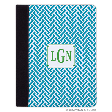 iPad, iPad Mini, iPad Air Cases & Cover - Stella Turquoise