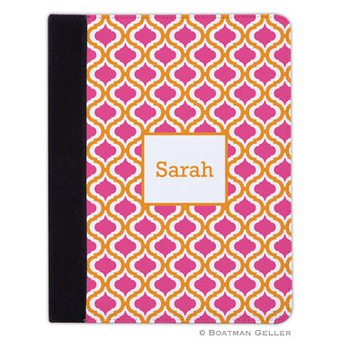 iPad, iPad Mini, iPad Air Cases & Cover - Kate Tangerine & Raspberry
