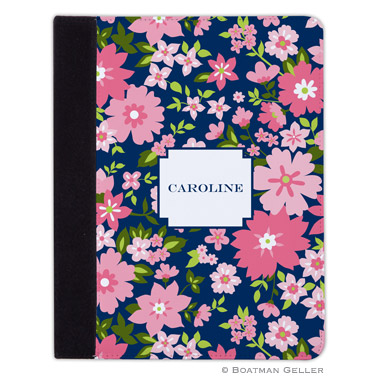 iPad, iPad Mini, iPad Air Cases & Cover - Caroline Floral Pink