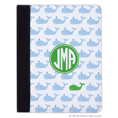 iPad, iPad Mini, iPad Air Cases & Cover - Whale Repeat