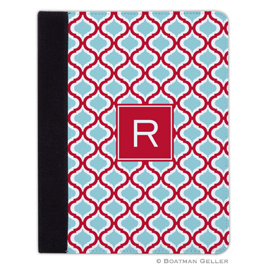 iPad, iPad Mini, iPad Air Cases & Cover - Kate Red & Teal