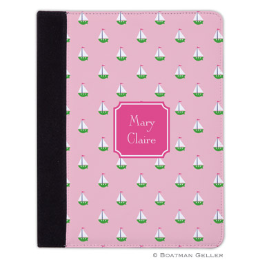 iPad, iPad Mini, iPad Air Cases & Cover - Little Sailboat Pink