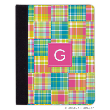 iPad, iPad Mini, iPad Air Cases & Cover - Madras Patch Bright