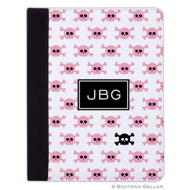 iPad, iPad Mini, iPad Air Cases & Cover - Skull Repeat