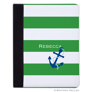 iPad, iPad Mini, iPad Air Cases & Cover - Stripe Anchor