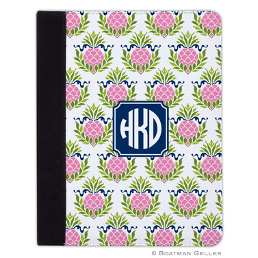 iPad, iPad Mini, iPad Air Cases & Cover - Pineapple Repeat Pink