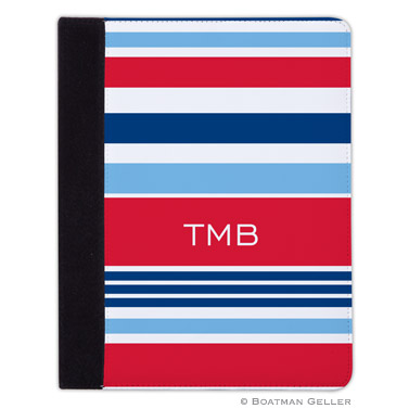 iPad, iPad Mini, iPad Air Cases & Cover - Espadrille Nautical for Tablets by Boatman Geller, Discounted