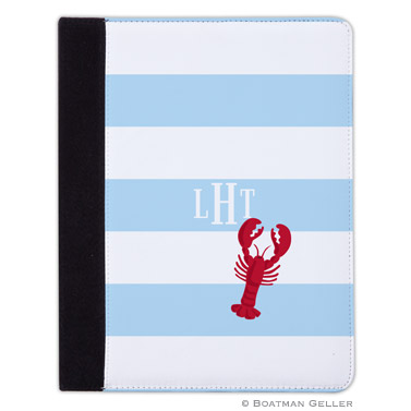iPad, iPad Mini, iPad Air Cases & Cover - Stripe Lobster