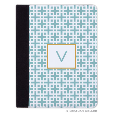 iPad, iPad Mini, iPad Air Cases & Cover - Lattice Slate
