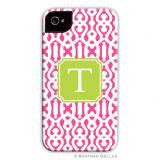 iPod & iPhone Cell Phone Case - Cameron Raspberry by Boatman Geller, Discounted