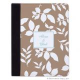iPad, iPad Mini, iPad Air Cases & Cover - Silo Leaves Mocha for Tablets by Boatman Geller, Discounted
