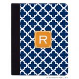 iPad, iPad Mini, iPad Air Cases & Cover - Bristol Tile Navy for Tablets by Boatman Geller, Discounted